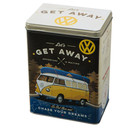 VW Bus Type2 Split Metal Box Large  Let´s get away