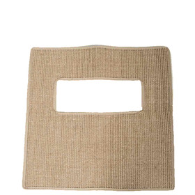 Sisal Carpet under seats Split BUS-ok Qualtiy unit 8/62