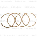 Type2 split and bay Cylinder base gasket 90 x 99 x 0.2mm...