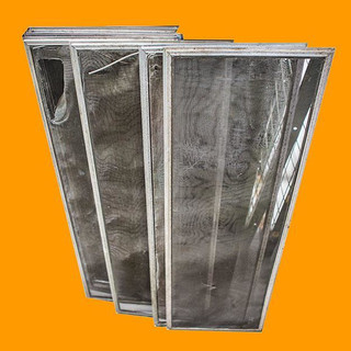 Type2 bay Alloy Frame for Mosquito Net, used