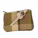 Westfalia Brown Key pouch with zipper Exclusive