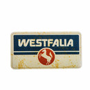 Sticker Westfaliaused look, Vintage