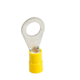 crimp-type cable socket, yellow for cable 4,0 - 6,0qmm M8