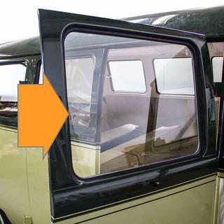Type2 Split Fixed Side Window Gl Oem Part Number 221845301 75 50