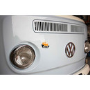 T2 Vintage style Mesh Headlight Grilles (baywindow and...