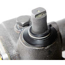 sealing cap for steering box bay