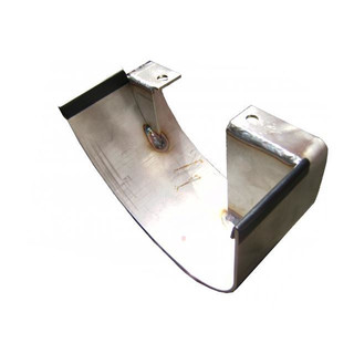T1 Stainless Steel Steering Box Guard Protector Cover