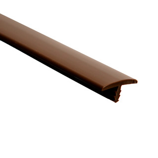Sealing strip for Westfalia furniture parts Brown 16mm
